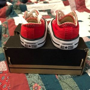 Converse Shoes - Infant Converse size 2
